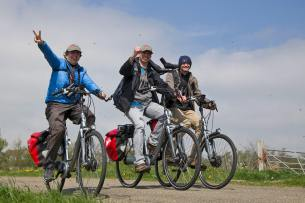 Birding on a bike – how Dutch can it get?
