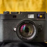 Skråblikk: Leica Monochrom, av Geir Brekke