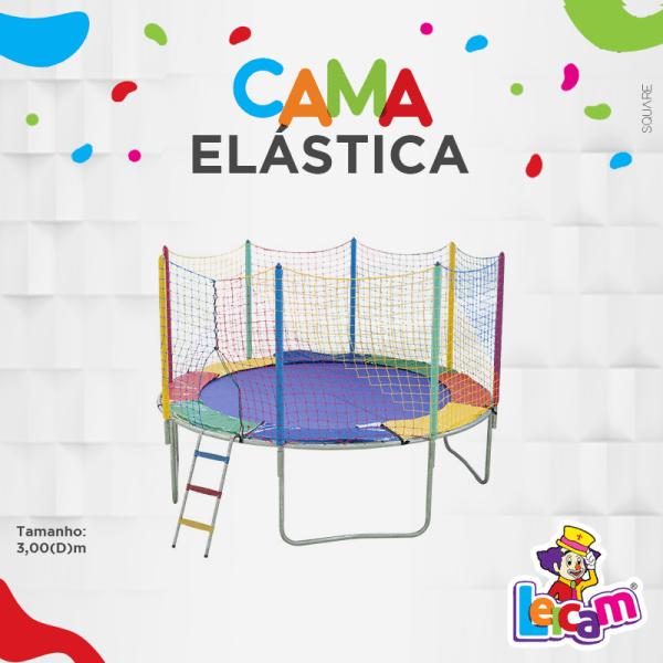 Cama Elastica Leicam Kids