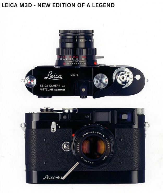 Leica M3 D