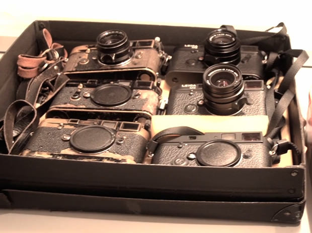 Bruce Davidsons Leica collection collection_mini