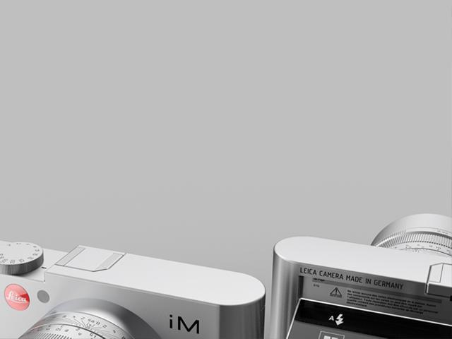 leica im Leica iM