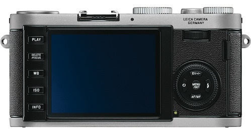 leica x1 back Fuji X100 vs. Leica X1 specs comparison