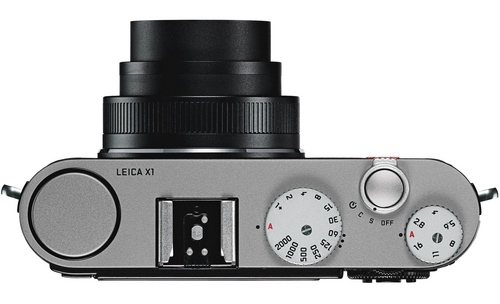 leica x1 top Fuji X100 vs. Leica X1 specs comparison