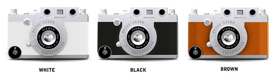 Gizmon Leica camera case iPhone Gizmon iCA: a Leica inspired case for iPhone 4/4s