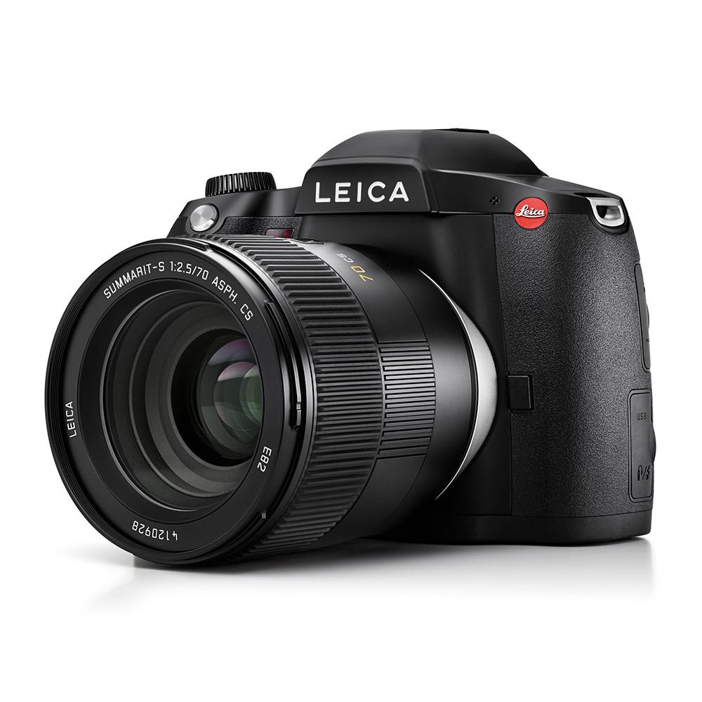 Leica S3 medium format camera announcement confirmed - Leica Rumors