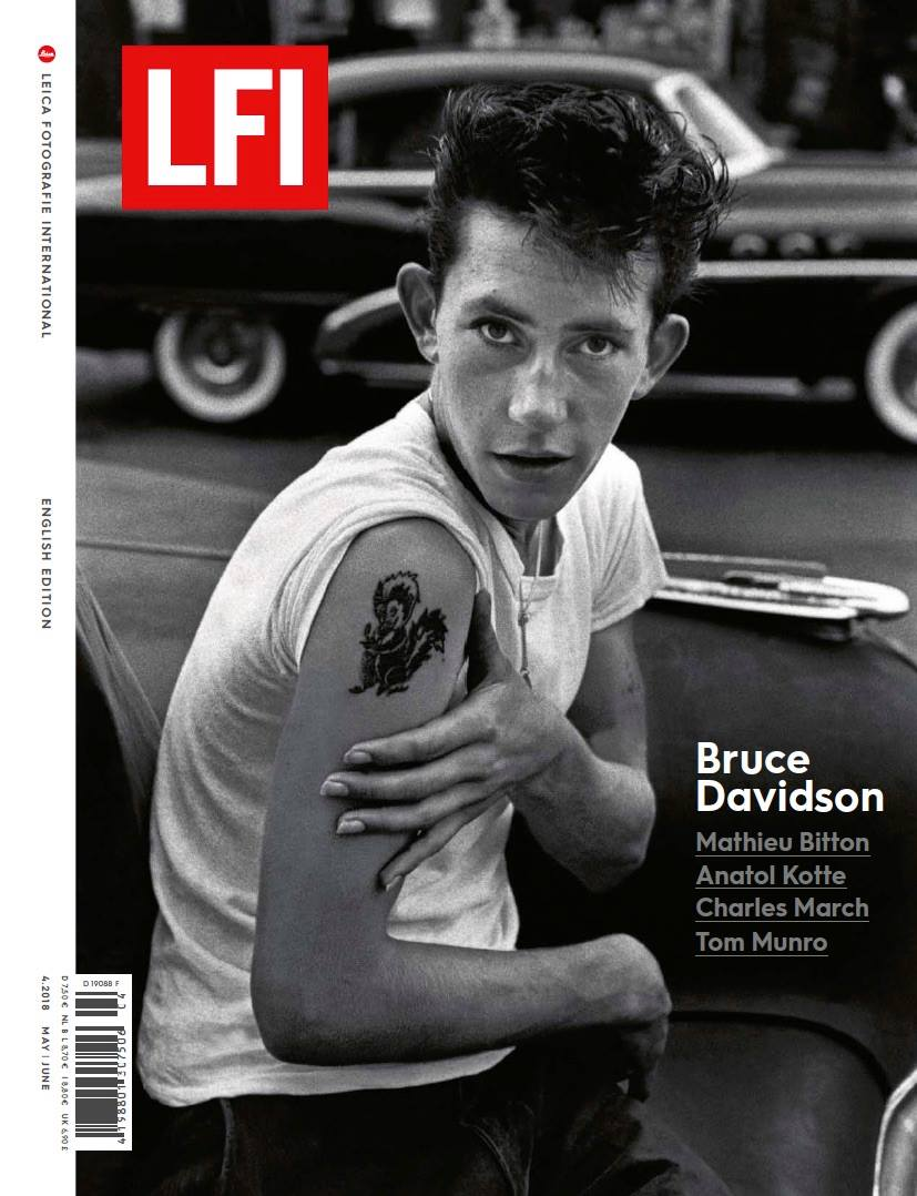 Leica Camera will honor Bruce Davidson with the Leica Hall of Fame Award 2018 - Leica Rumors