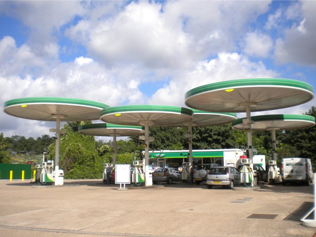 Leicester Birstall Filling Station