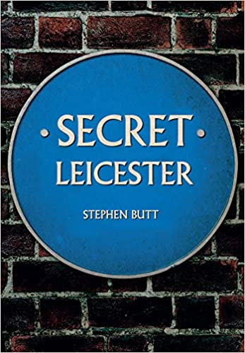 Secret Leicester Book