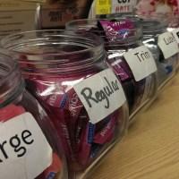 Edinburgh council reject police condom ban recommendations