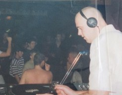 Rich DJing pic