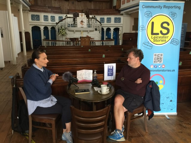 Leicester Stories – Mens Support Drop-In