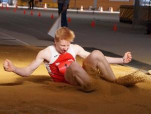 Landung im Sand