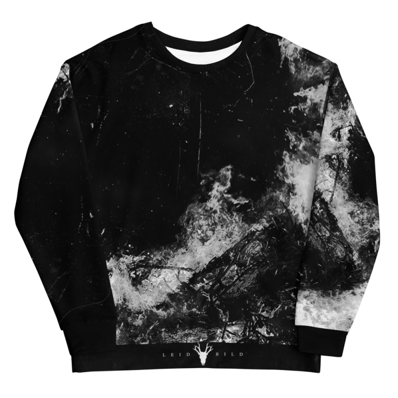 the Fire of Hades Sweater