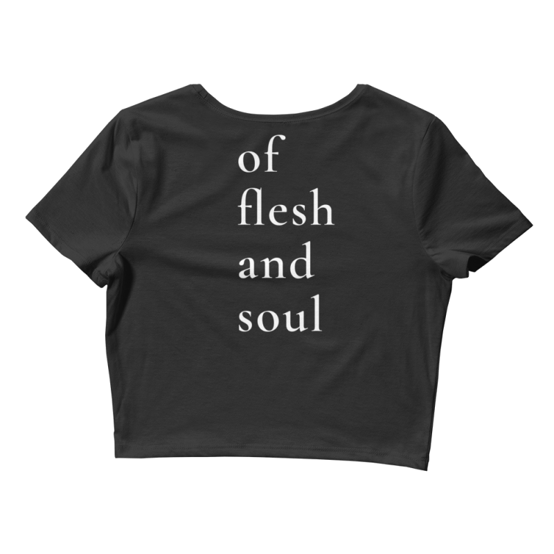 of Flesh and Soul Crop-Top
