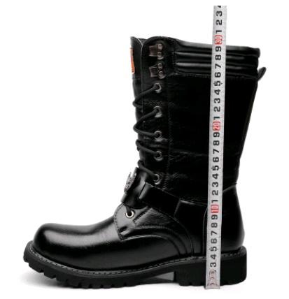 Military Fashion Boots