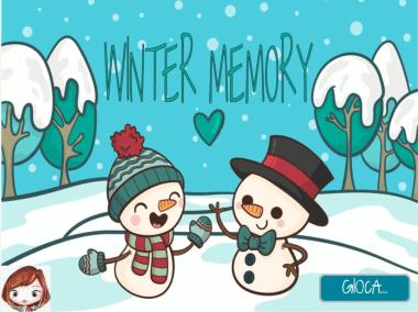 Gioco interattivo:WINTER MEMORY