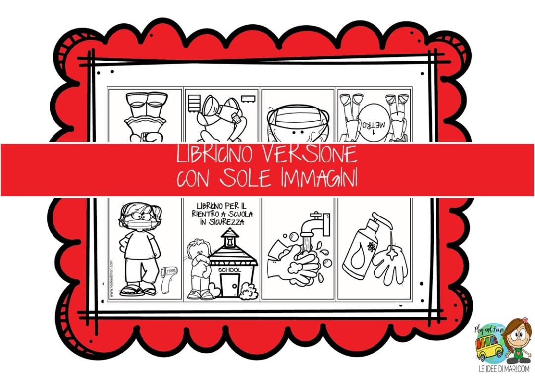 2Minibook-foldablebook sulle regole per il rientro a scuola in sicurezza-COPERTINA