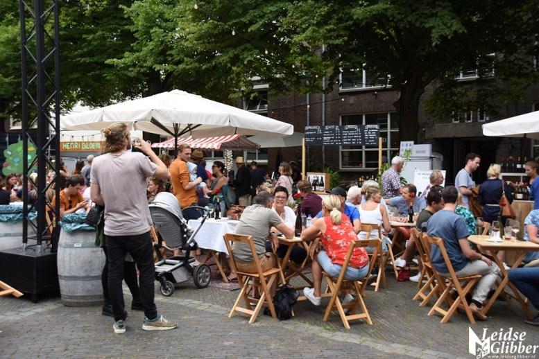 Wijnfestival Pieterskerkplein (1)