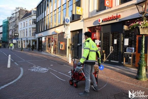 Houdt afstand Haarlemmerstraat (13)