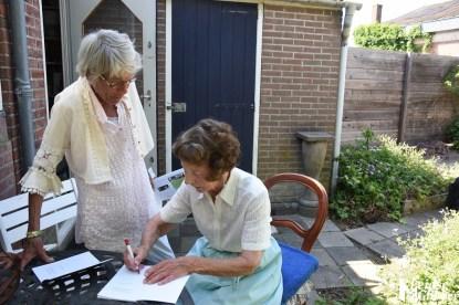 Morsetekens (3) Gerdi van der Poel