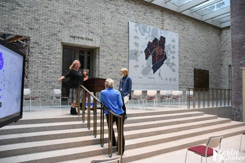Kunstroute en Hermine van Bers prijs 2020 opening (1)