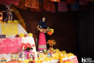 Volkenkunde Dia de Muertos (2)