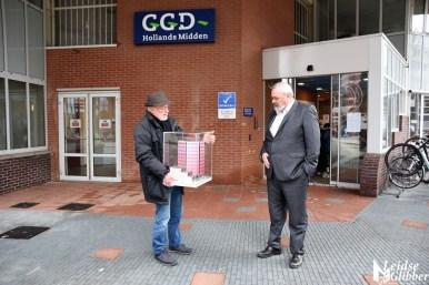 Maquette GGD kantoor Sjaak de Gouw (8)