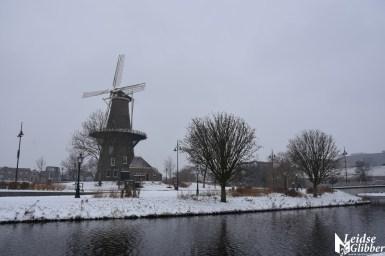 5 Sneeuw molen de Valk e.o (27)
