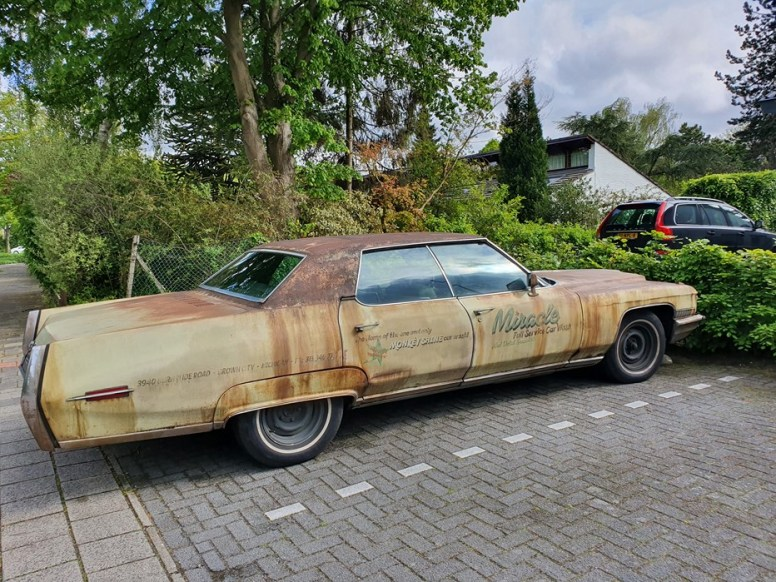Cadillac Oldtimer (1)