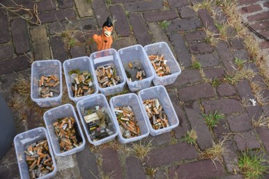 Peukmeuk en plastic vissen (6)