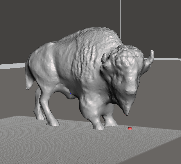 18.Fermilab Buffalo (3D Model)