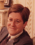 Edward Herrmann on the Set of Beacon Hill