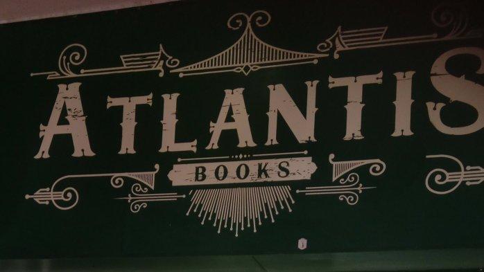 Atlantis sign