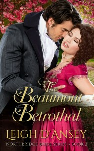 The Beaumont Betrothal_ebook cover