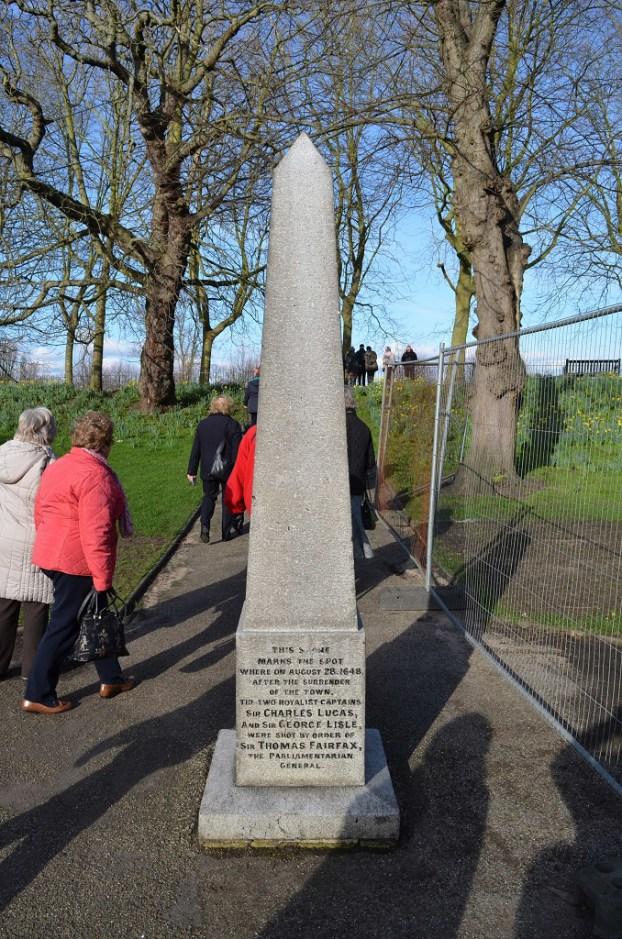 English Civil War Memorial