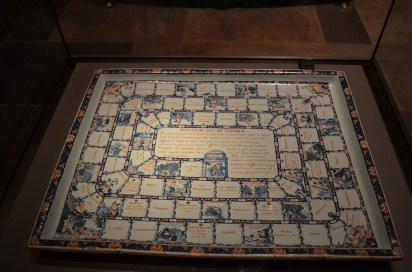 Victoria & Albert Museum 18th Century French Board Game