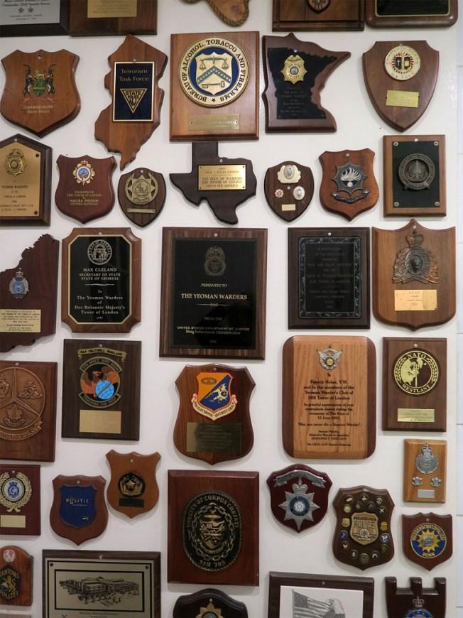 9.plaquespresentedtotheclub
