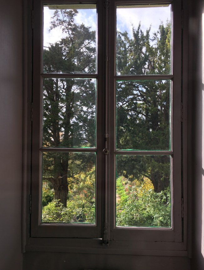 Monet's Back Door