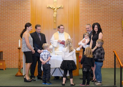 Winnipeg Baptism Photographer
