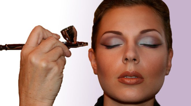 Airbrush Makeup For Your Wedding - All Things Beauty