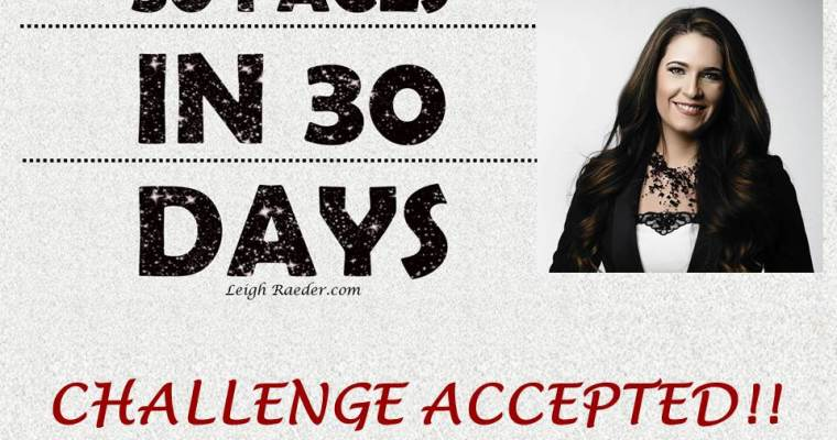 30 Faces in 30 Days-Conclusion