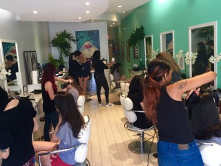 The Disruption and Uberization of the Beauty Industry
