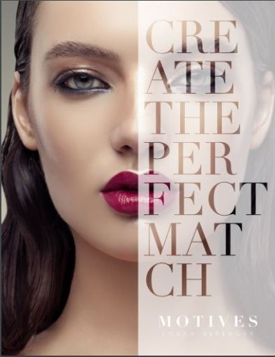 Create the perfect match custom blend cosmetics