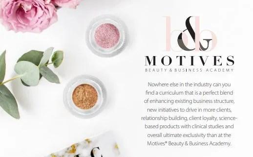 The Evolution & the Motives Beauty & Business Academy