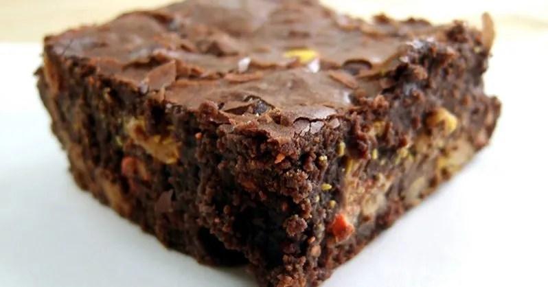 Gluten Free & Vegan-Avocado, Sweet Potato Coconut Brownies