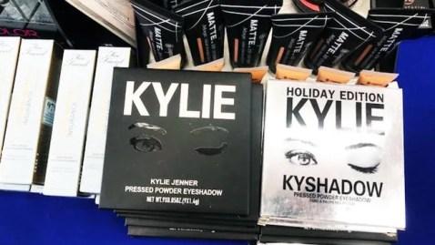 Counterfeit Kylie Cosmetics