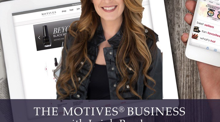 The Motives Cosmetics Business FREE Webinar