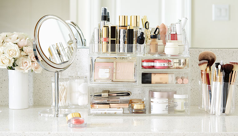 Life Hack: How to Organize Your Beauty Products