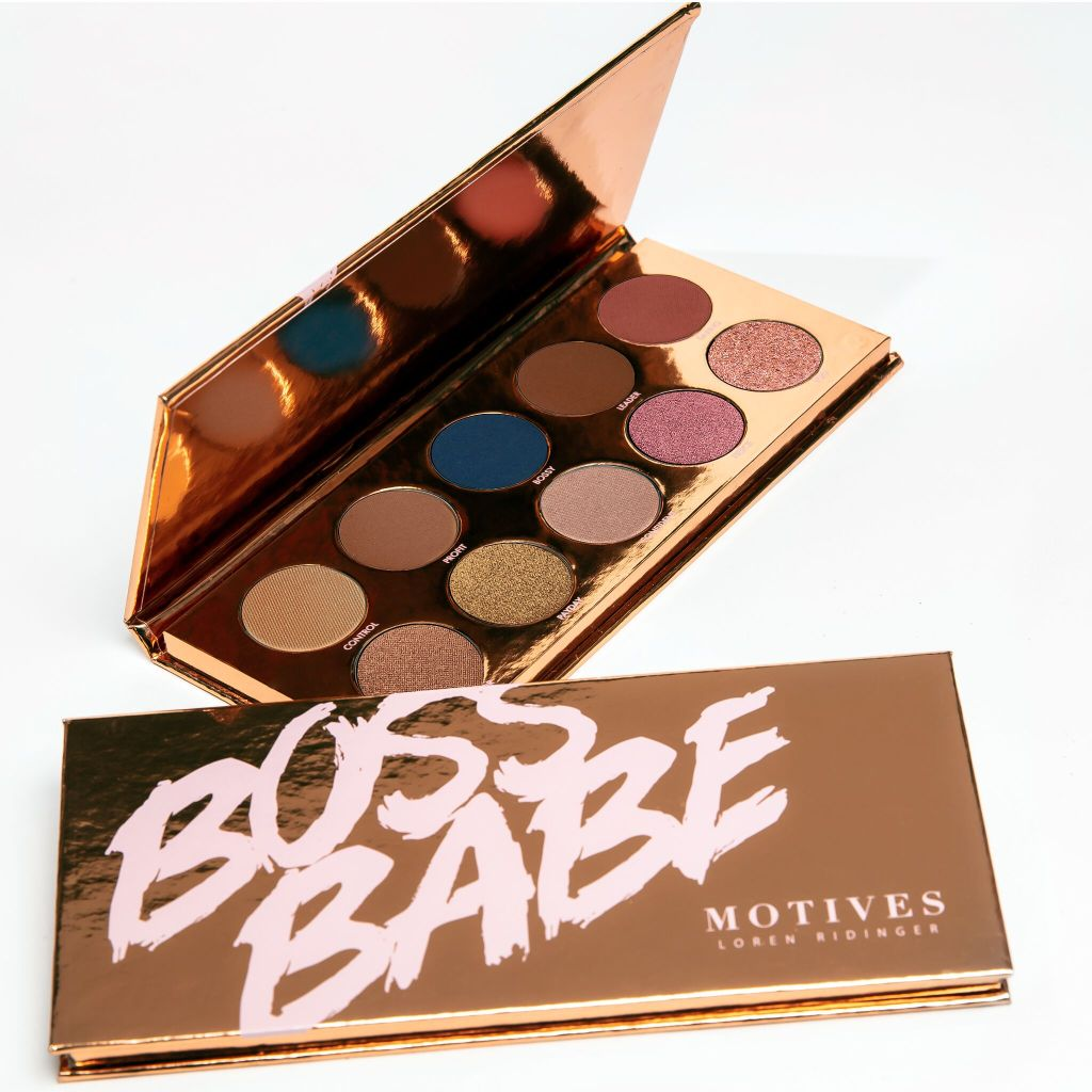 Motives Boss Babe Palette